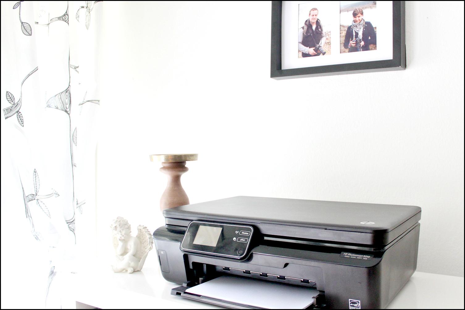miejsce na drukarkę