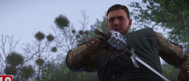 La historia de un herrero nuevo vídeo de juego de Kingdom Come Deliverance