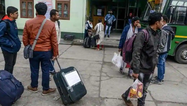 Sikkim reports first Covid-19 case after man who returned from Delhi tests positive