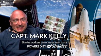 Capt Mark Angkasawan Dan Shaklee