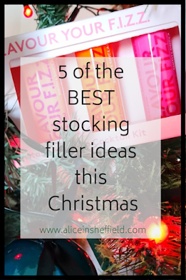 Stocking filler ideas for Christmas
