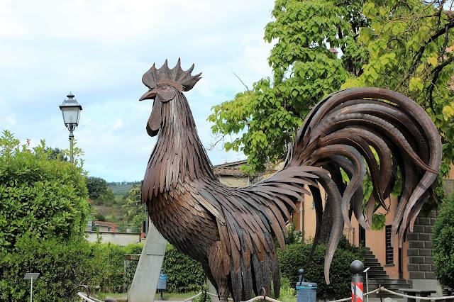 Chianti Classico gallo nero black rooster