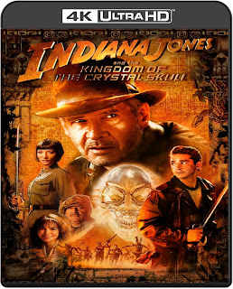 Indiana Jones and the Kingdom of the Crystal Skull [2008] [UHD] [Castellano]