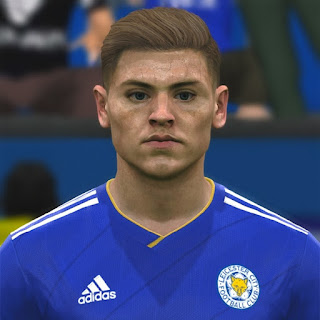 PES 2017 Faces Harvey Barnes by ABW_FaceEdit