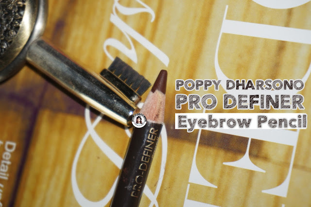 Poppy+Dharsono+Pro+Definer+EyeBrow+Pencil+Brown