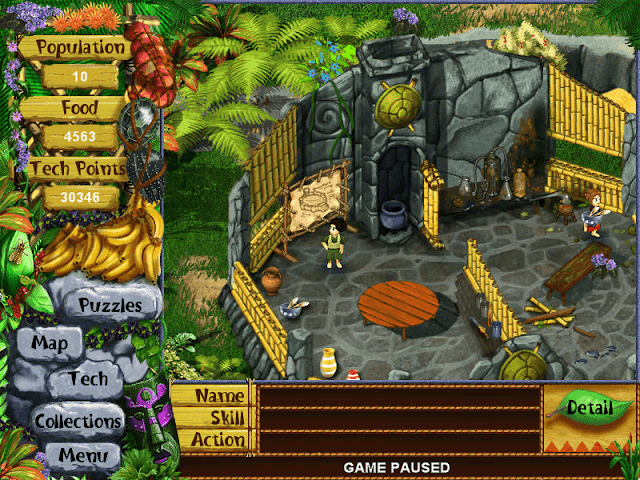 Menyelesaikan Semua Puzzle Virtual Villagers 3: The Secret City