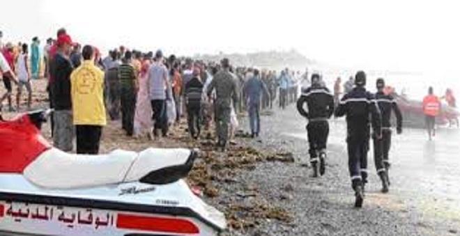 عاجل: شاطئ أكادير يهتز على وقع فاجعة غرق أربعة شبان أمام أعين المصطافين
