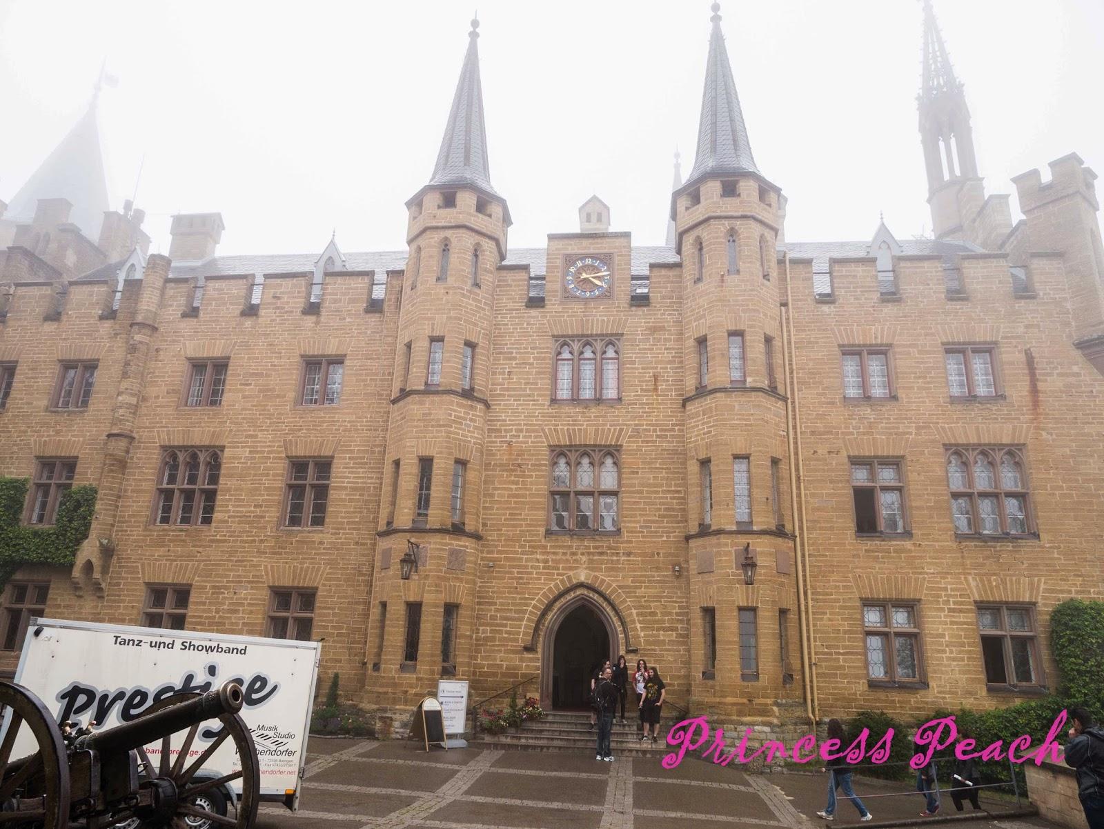 霍亨索倫城堡-Burg-Hohenzollern