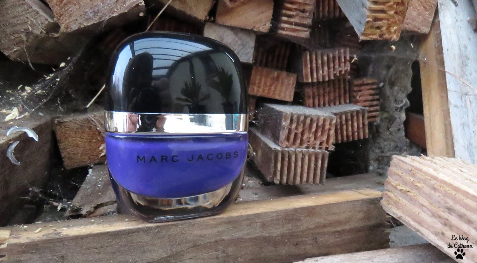 Enamored - Vernis à Ongles -122 Ultraviolet - Marc Jacob