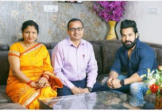 Rajveer Shishodia Family