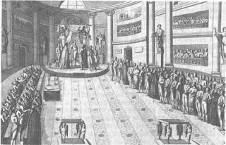 Jura de la Constitución de Fernando VII,