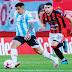 Argentinos Juniors y Patronato quedaron a mano: