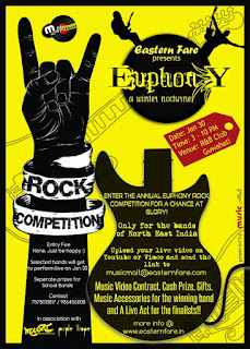 Euphony 2016 - rock competition