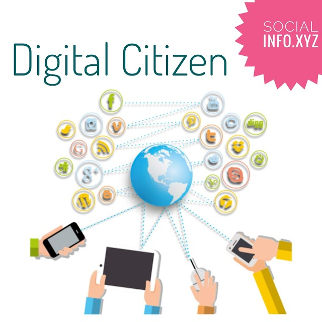 What is Digital Citizen ?
