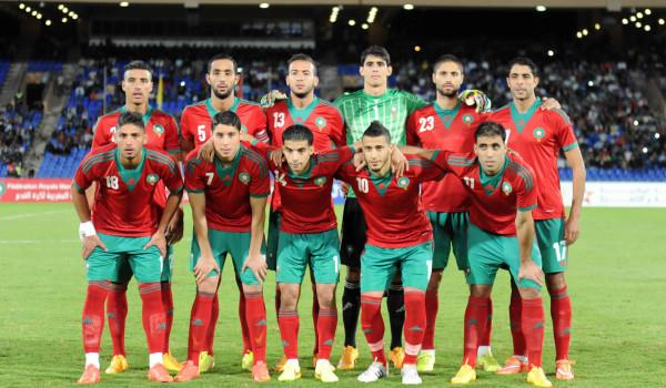 Timnas Maroko di Piala Dunia 2018