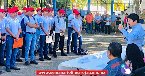 Servicio Militar Nacional fomenta valores cívicos, humanitarios y disciplina en los jóvenes: Víctor Mas Tah