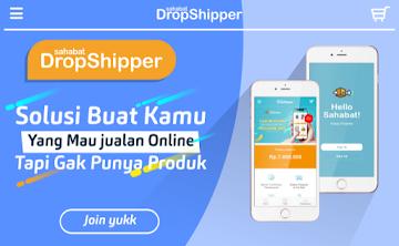 Supplier Dropship Tangan Pertama Jakarta