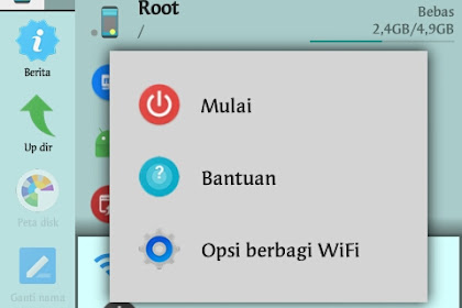 Cara Mudah Akses SD Card HP Android Tanpa Kabel Data