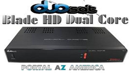 Resultado de imagem para DUOSAT BLADE HD DUAL CORE PORTAL AZAMERICA