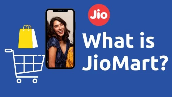 What is JioMart