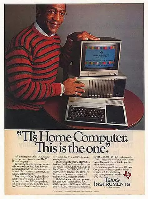 Old days' Computer Advertisements 10
