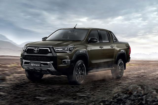 Novo Toyota Hilux 2021