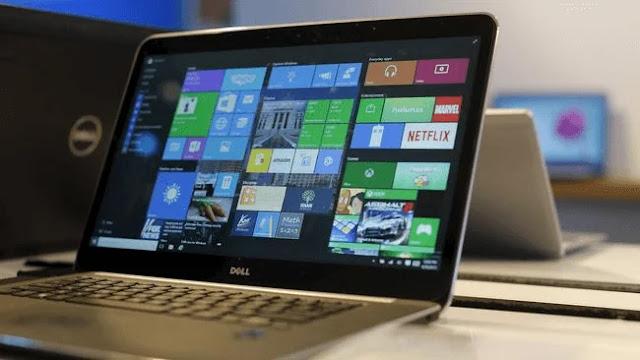 Start Menu Baru Windows 10 Tanpa Live Tiles