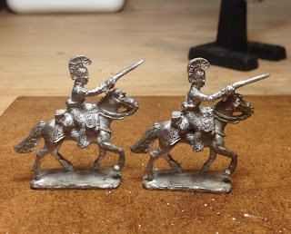 Der Kriegspielers DK 143: Prussian Guard Cuirassier