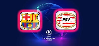 مباراة برشلونة وايندهوفين