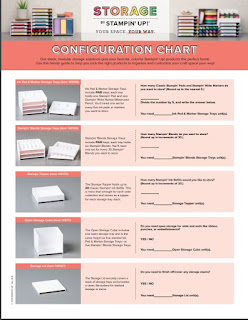 Download Configuration Aide for Storage by Stampin' Up!
