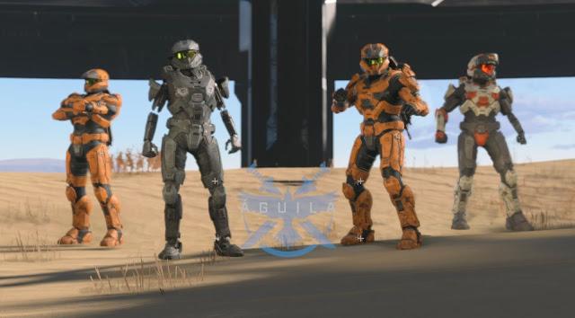 Halo Infinite beta multijugador equipo