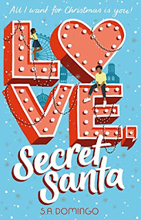 Love, Secret Santa by SA Domingo cover