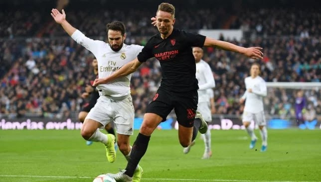 Officially. Real Madrid lose Carvajal to Valladolid and return in derby