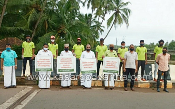 Kerala, News, Chithari, Waste, Ajanur Panchayat Muslim Youth League and White Guard warns against waste bumbing