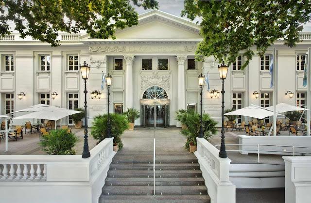 Park Hyatt Mendoza Hotel, Casino & Spa em Mendoza, Argentina
