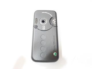 Casing Sony Ericsson W850 W850i Walkman Baru Fullset