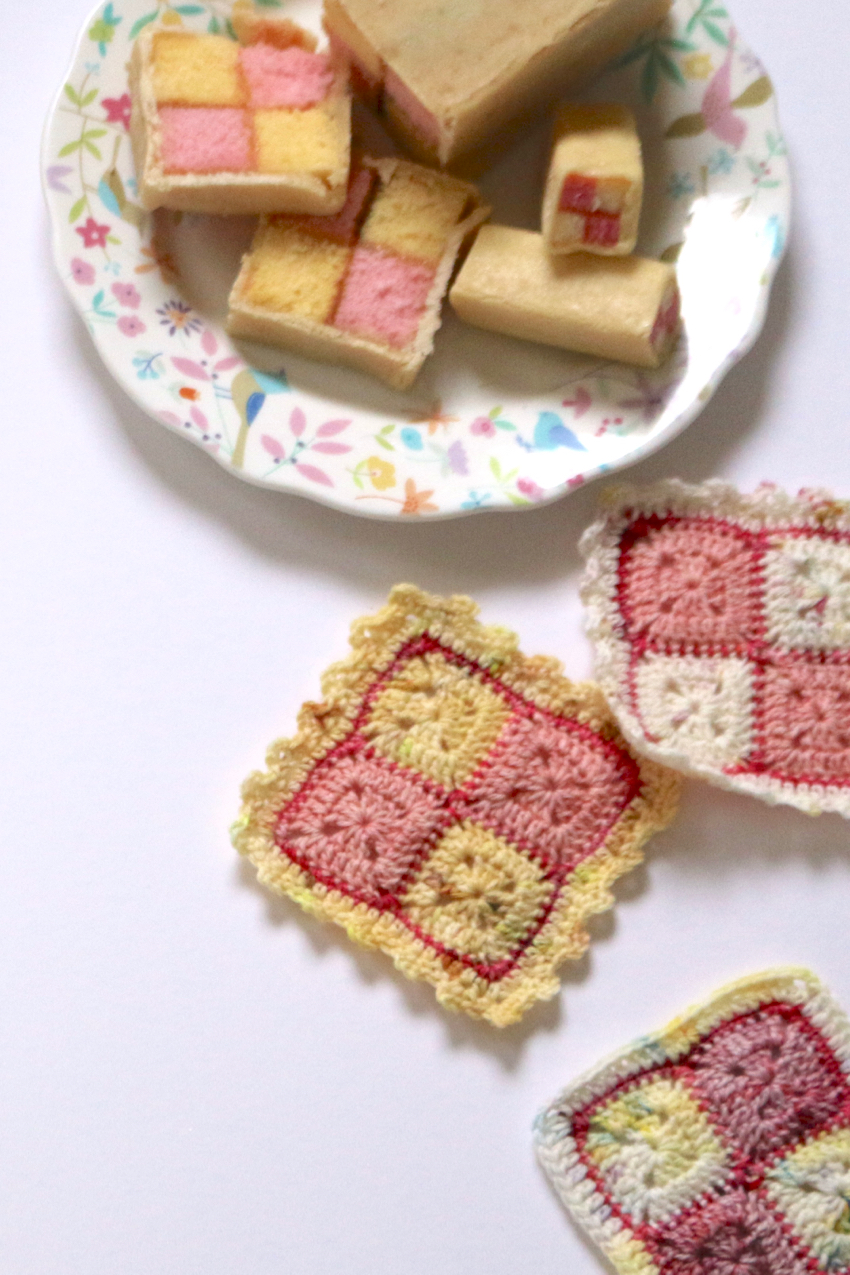 Baby Berg Coasters