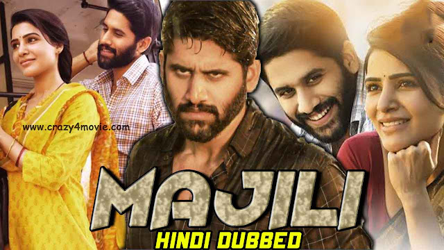 Majili Hindi Dubbed Movie