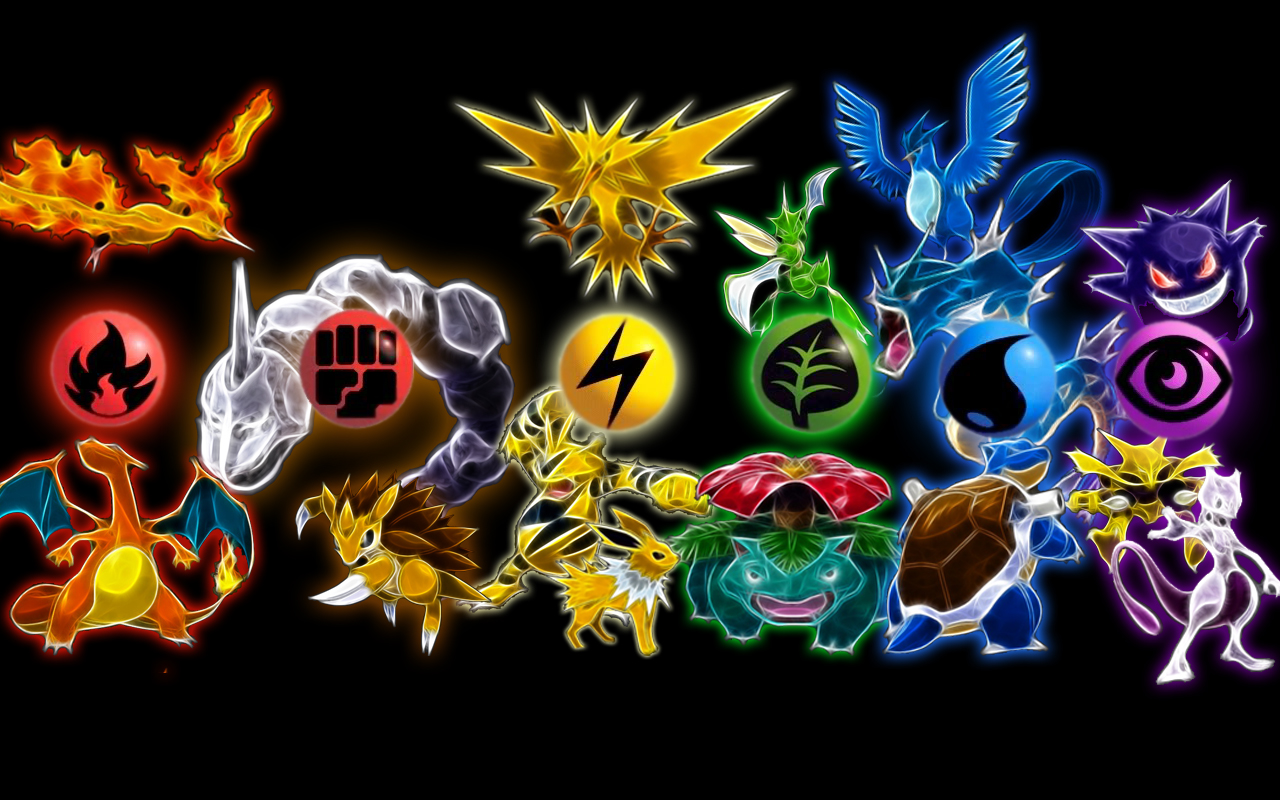 Wallpapers - HD Desktop Wallpapers Free Online: Spectacular Pokémon Wallpapers For Your PC