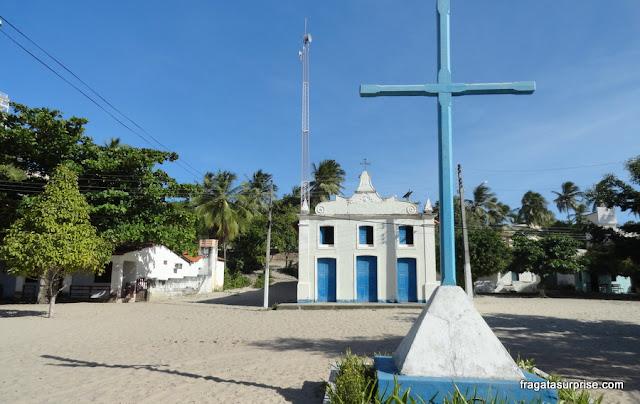 Igrejinha da Vila de Mangue Seco