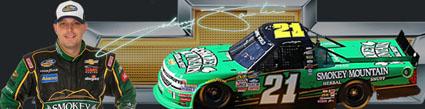 Sauter's #NASCAR Truck Championship Chances