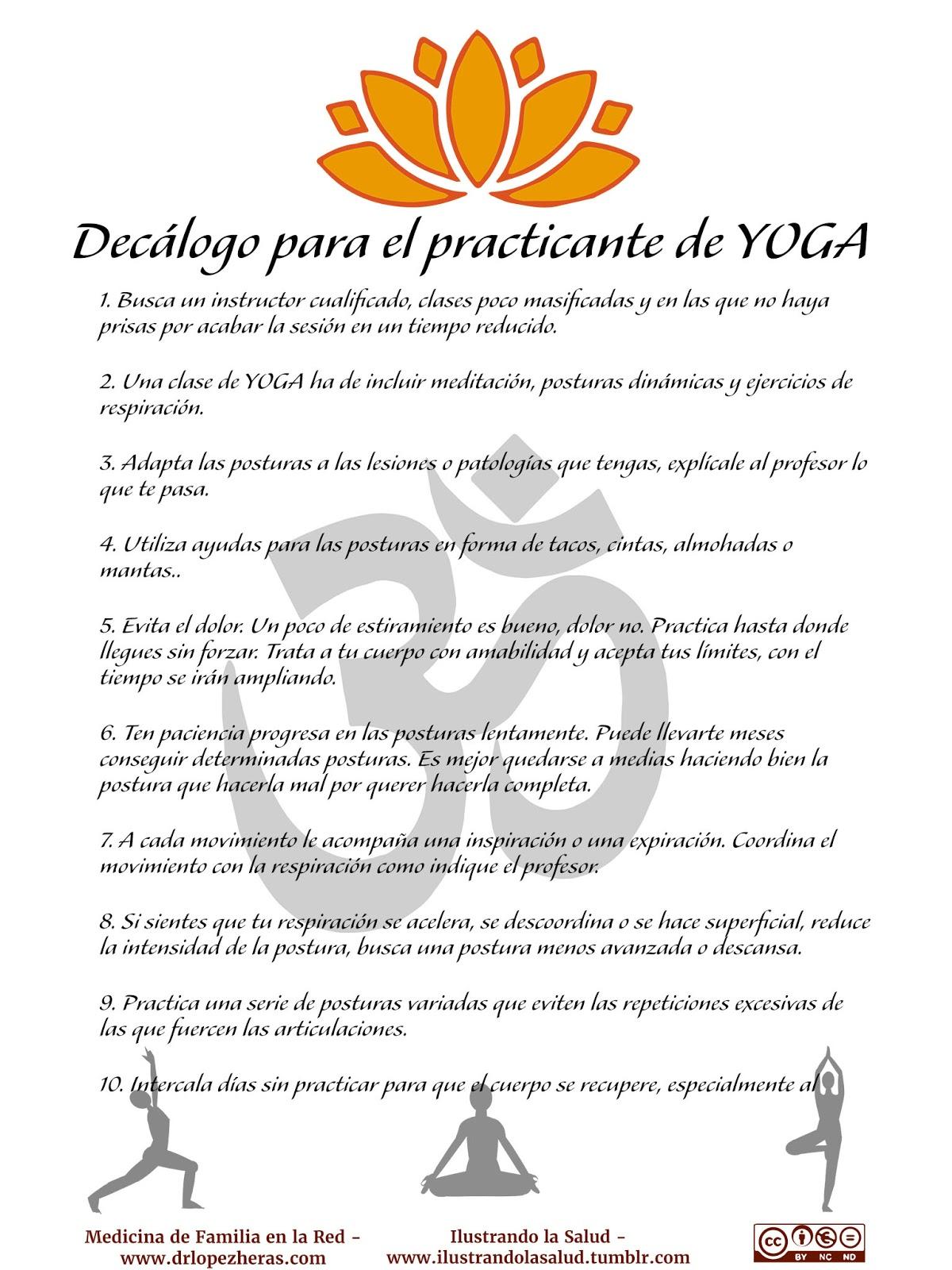 posiciones de yoga para promover la próstata