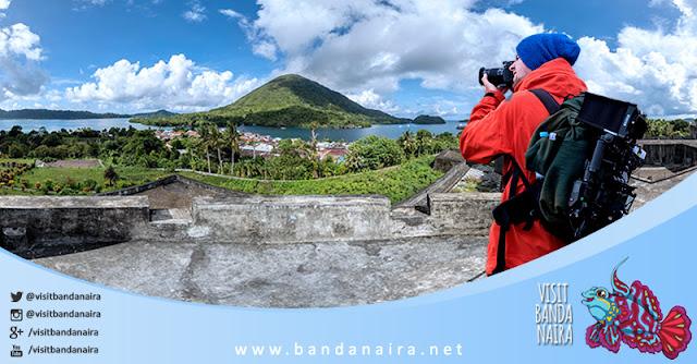 Banda Neira, Kepulauan Banda, Banda Naira, Pulau Banda, Banda Islands