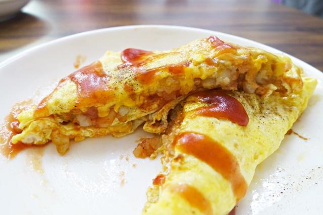 美素園全素早午餐(新莊店)~新莊素食西式早午餐