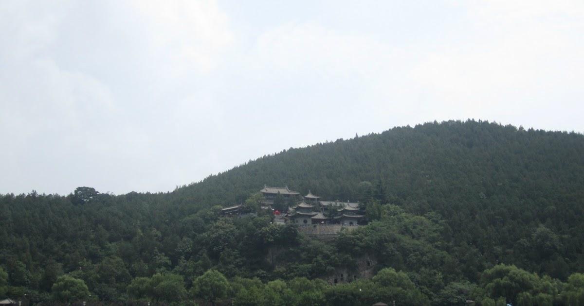 China trip #3 - Luoyang Longmen Grotte