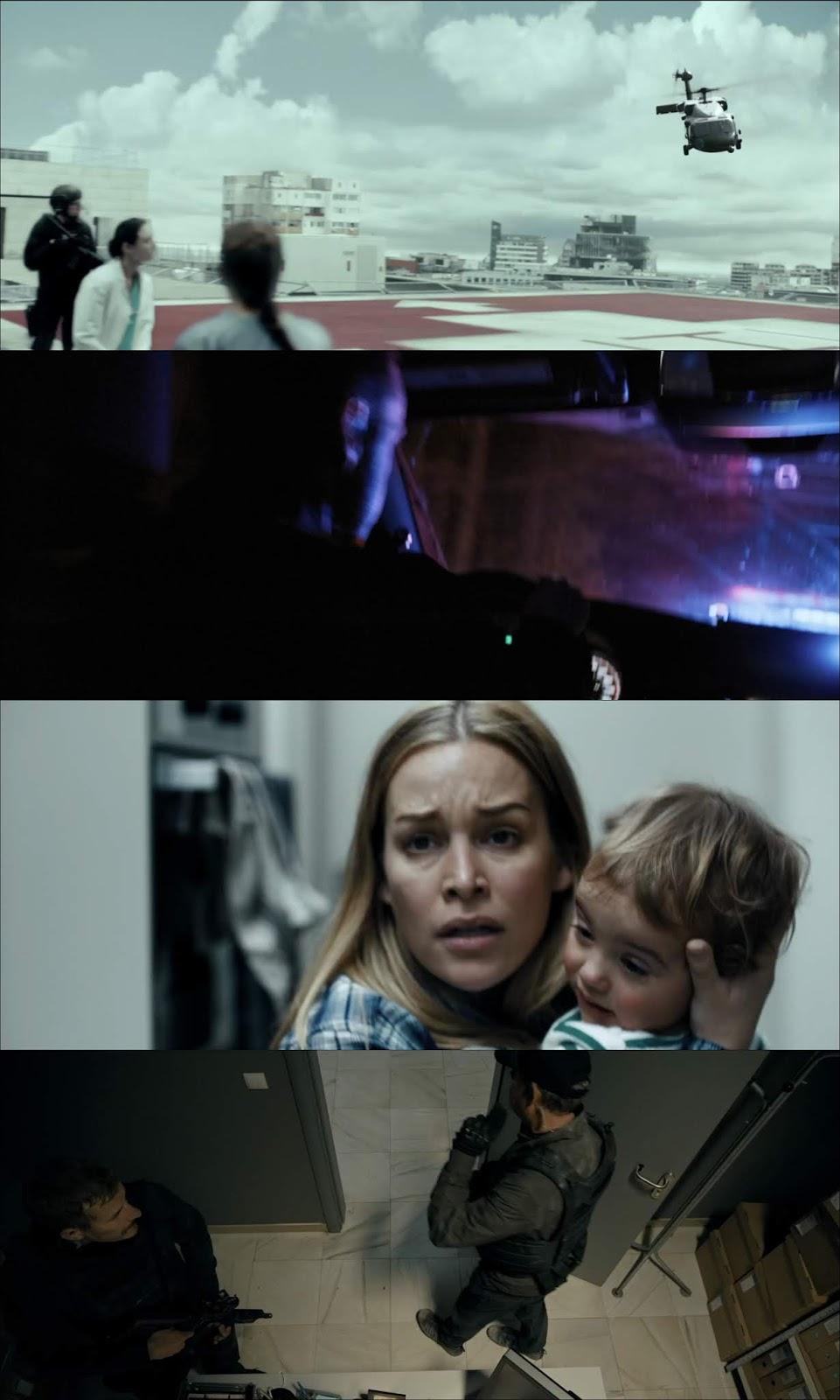 Agente Bajo Fuego (2019) HD 720p