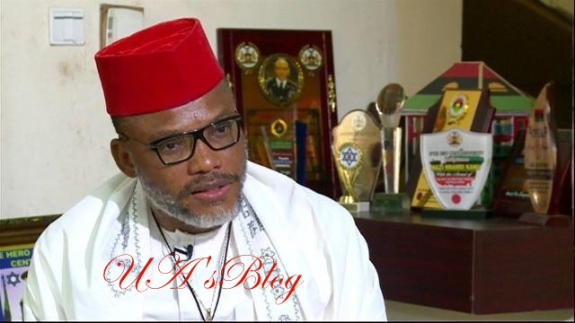 Biafra: Why Buhari should not be sworn in again as Nigeria President – Nnamdi Kanu