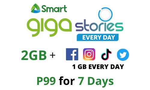Smart GIGA Stories 99