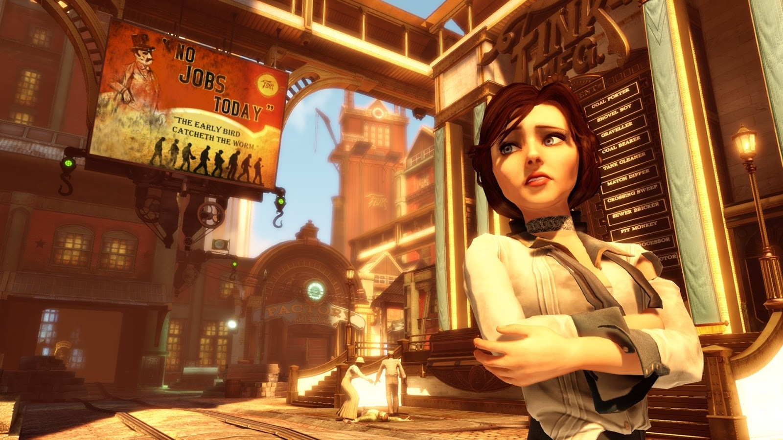 Bioschock Infinite screenshot