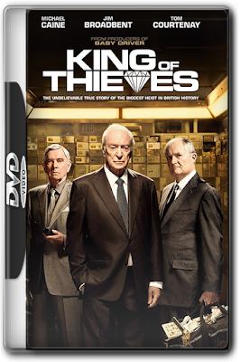 King of Thieves [2018] [DVD R1] [Latino]